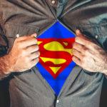 chciałbym być jak superbohater
